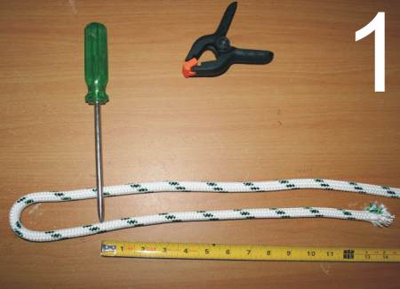 Samson Rope Splicing Instructions
